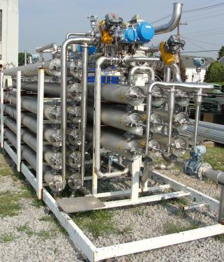 Filtration Equipment Osmonics model OSMO-PRO-300-PRE reverse osmosis filter, 300 flow rate,  prefilters
