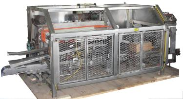 Case Packer Fallas drop packer model 150 NDX