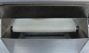 Capping Machine Portola Packaging overcapper model DU23146, 126 mm