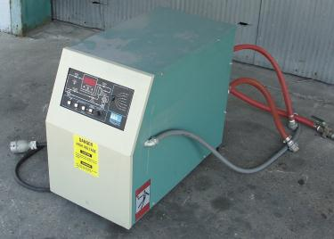 Boiler 9 kw Application Engineering model TDV-1C temperature control unit, water heater and cooler