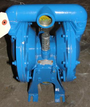 Pump 1 ARO diaphragm pump, Aluminum