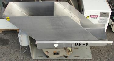 Scale 14 bucket Yamato multihead combination weigher model ADW-323-RB, Stainless Steel Contact Parts, 8 to 1000 grams weigher capacity