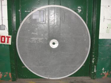 Screener and Sifter spare part, model 72 8 mil screen, Stainless Steel