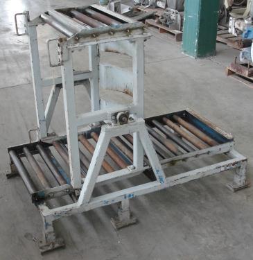 SPC-5715  Material Handling Equipment drum dumper, 55 gallon