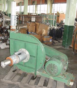 Blower centrifugal fan Buffalo Blower size 30-1 model CB, 15 hp, CS