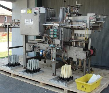 Case Packer Climax drop packer model DP3, up to 15 cpm