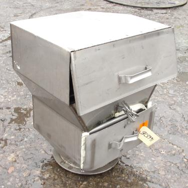 Filtration Equipment magnetic separator, 15 x 19.25 gravity inline