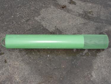 Filtration Equipment 10 gallon basket strainer (single), Stainless Steel