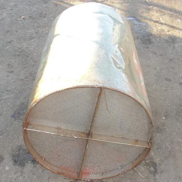 Filtration Equipment 55 gallon basket strainer (single), Stainless Steel