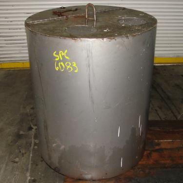 Filtration Equipment 100 gallon basket strainer (single), Stainless Steel