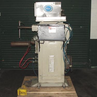 Machine Tool spot welder, 75 KVA capacity, 9 throat