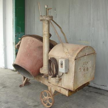 Miscellaneous Equipment concrete mixer 5 Cuft, CS