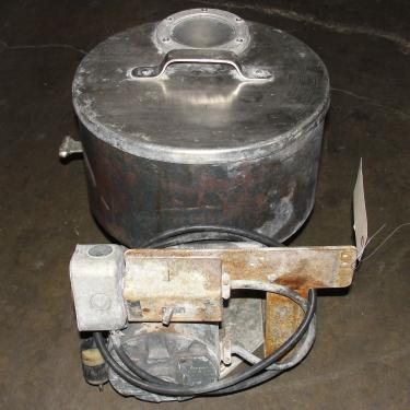 Mill 12 diameter bowl Cincinnati Muller Co mix muller