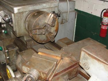 Machine Tool Lodge & Shipley model AVS 1408 metal lathe, 14.5 swing, 30 centers, 3 jaw chuck