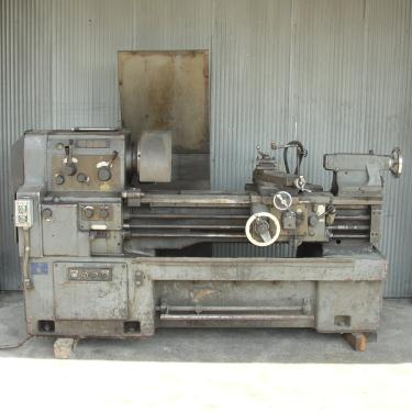Machine Tool Webb model 17Gx40 lathe, 17/25 swing, 40 centers, 6-Jaw, Self-Centering chuck