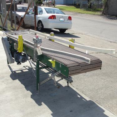 Conveyor SIFCO roller conveyor CS, 22.5 w x 96 l