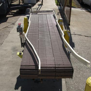 Conveyor SIFCO roller conveyor CS, 22.5 w x 96 l