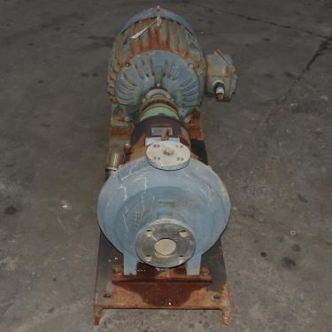 Pump 2 x1x10 Ingersoll-Rand centrifugal pump, 30 hp, Stainless Steel