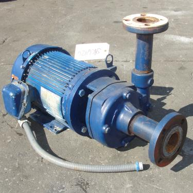 Pump centrifugal pump, 5 hp, CS