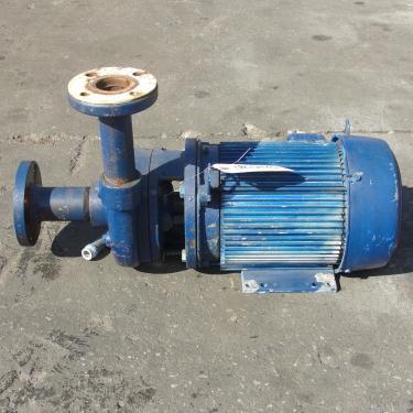 Pump centrifugal pump, 5 hp, CS