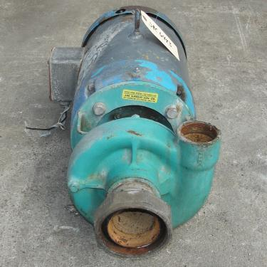 Pump 2.5x2x4.5 MP Pumps centrifugal pump, 7.5 hp, Cast Iron