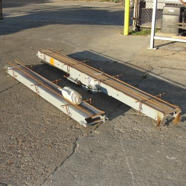 Conveyor belt conveyor CS, 8 wide x 210 long