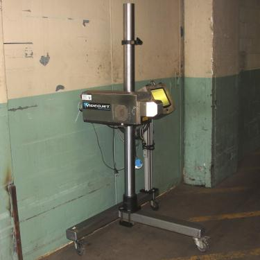 Coder VideoJet laser coder model Focus 1000
