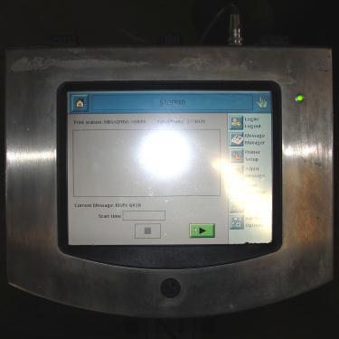 Coder VideoJet laser coder model Focus 1000