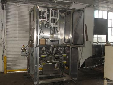 Form Fill and Seal Cryovac vertical form fill seal model 2000B, 6 to 12 w x 8 to 24 l, 30 ppm