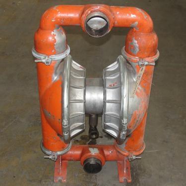 Pump 3 Wilden diaphragm pump, Aluminum
