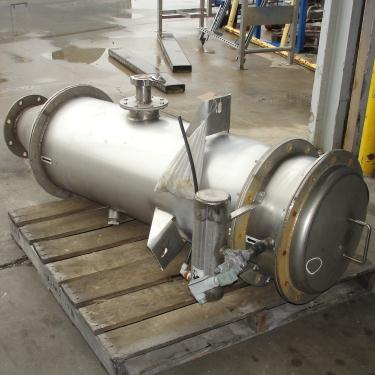 Dust Collector 8.5 sq.ft. reverse pulse jet dust collector