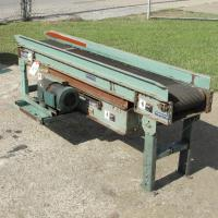 Conveyor Interlake belt conveyor CS, 10 w x 76 l