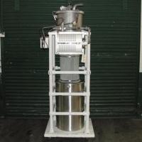 Conveyor Vac-U-Max vacuum conveyor model 3 cuft Stainless Steel Contact Parts 26 gallons capacity