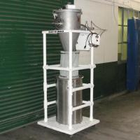 Conveyor Vac-U-Max vacuum conveyor model 3 cuft Stainless Steel Contact Parts 26 gallons capacity