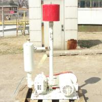 Blower 64 cfm, positive displacement blower Garden Denver, 5 hp