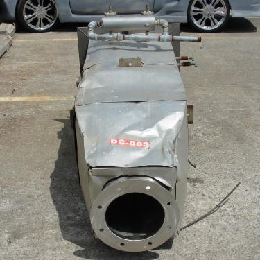 Dust Collector 41 sq.ft. C.P.E. Filters Inc reverse pulse jet dust collector