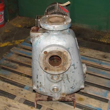 Pump 3x3x10 Dean Met-Pro corp centrifugal pump, 10 hp, Stainless Steel