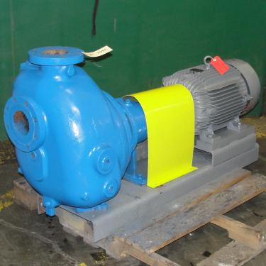 Pump 4 x4 x 10 Dean Met-Pro corp centrifugal pump, 30 hp, Cast Iron