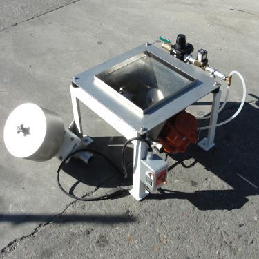 Conveyor VAC-U-MAX vacuum conveyor Stainless Steel .4 cuft capacity