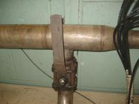 Filler 2 valve liquid gravity filler