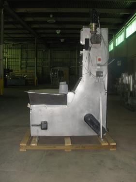 Capping Machine US Bottlers cap sorter feeder, Water fall
