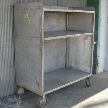 Miscellaneous Equipment Cart, Stainless Steel
