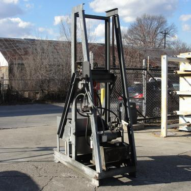 Material Handling Equipment ABC Conveyors Inc drum lift 42 lift height