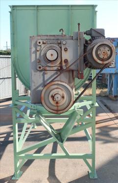 Mixer and Blender 80 cu. ft. capacity ribbon blender, 15 hp, CS