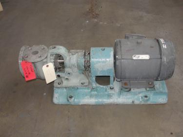 Pump 1.5x3x6 Goulds centrifugal pump, 1.5 hp, Stainless Steel