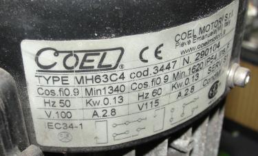 Case Sealer Siat Top only case taper model XL 36, speed 1200 bph