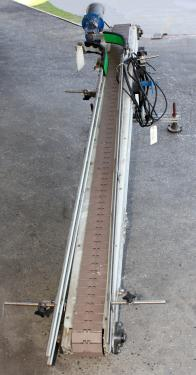 Conveyor 4.5 wide x 96 table top conveyor