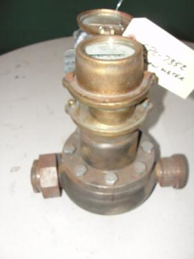 Valve 1 CS, Neptune liquid flow meter, model Trident
