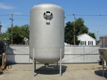 Filtration Equipment US Filter carbon filter model CT Series Carbon Purifier, 304 SS, capacity 2944 gallons