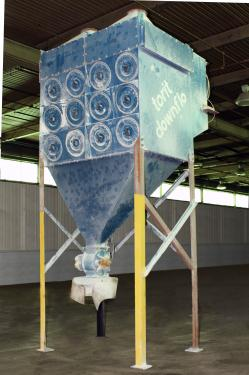Dust Collector 6096 sq.ft. Donaldson Torit reverse pulse jet dust collector up to 15,200 cfm